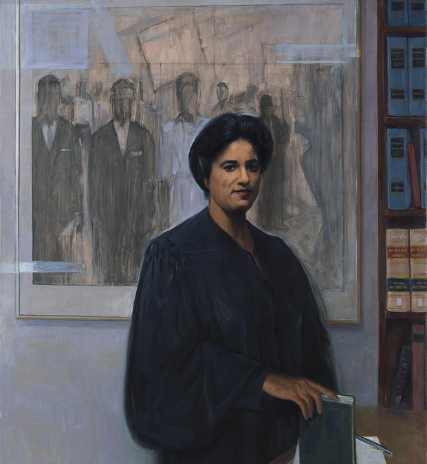 Adoquei delivers Stunning Portrait to Columbia University